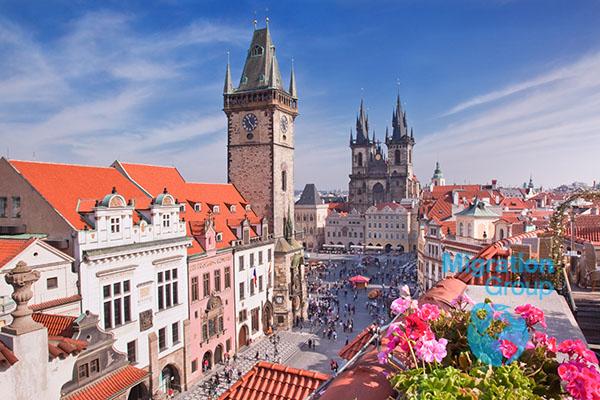 Рабочая виза в Чехии