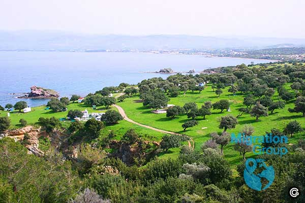 ВНЖ Кипра при покупке недвижимости
