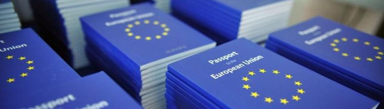 Как получить паспорт ЕС