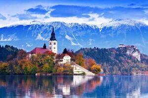 ВНЖ Словении
